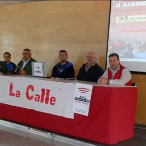 Entrevista con los miembros de la Asociación LaCalle