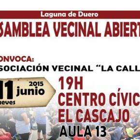 Asamblea Vecinal Abierta – Asociación Vecinal LaCalle