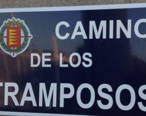 De Laguna a Valladolid.  En bicicleta por el Camino de losTramposos