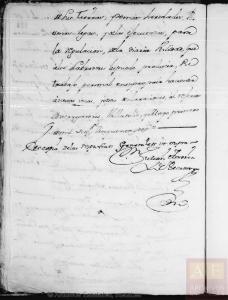 Página 35: Corresponde a a la microfilmación realizada por el CECOMi sobre las Respuestas Generales depositadas en Simancas e individualizada por pueblos según el Catastro