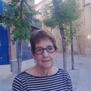 Ángela Sánchez Alonso. Una vida dedicada alasociacionismo