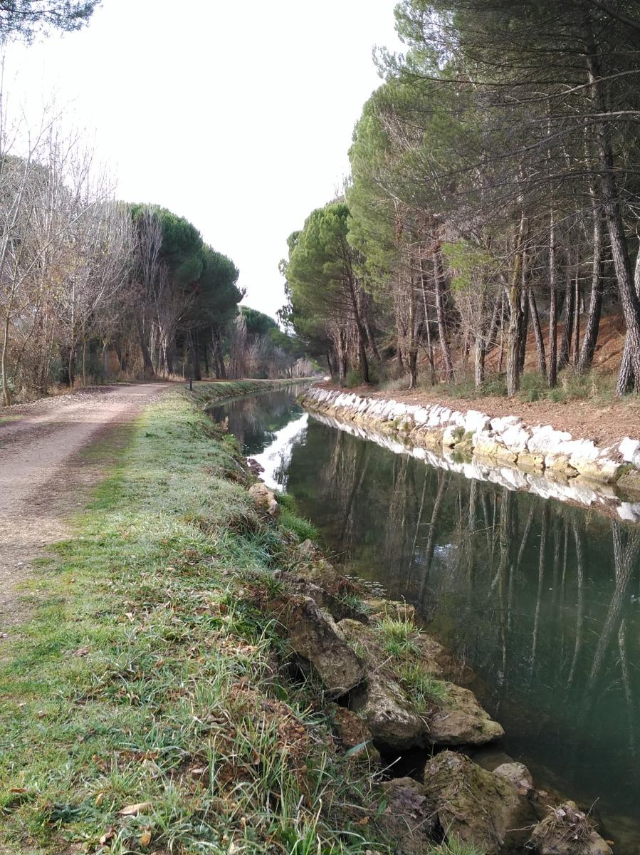 Un paseo por el Canal del Duero
