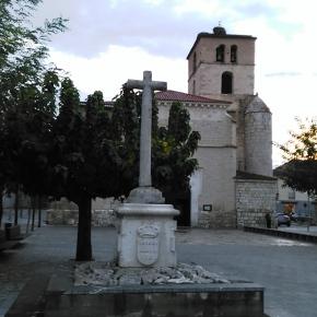 Ermitas y humilladeros en Laguna deDuero