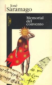 Memorial del convento de José Saramago