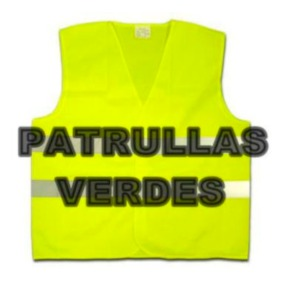 Las patrullas verdes del CEIP Ntra Sra del Villar de Laguna deDuero