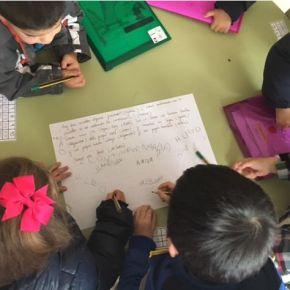 Proyecto de investigación educativa del CEIP Ntra Sra. del Villar en Laguna de Duero (I): Inteligencias Múltiples en educacióninfantil