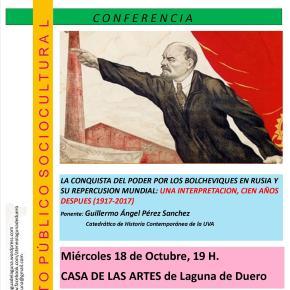Resumen de la Conferencia y cine-forum sobre La RevolucionRusa