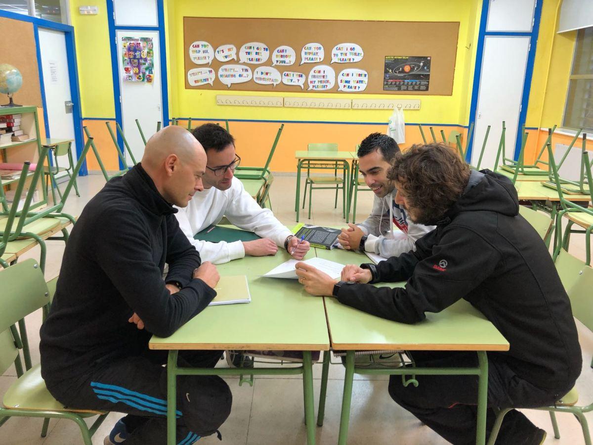 Proyecto de investigación educativa del CEIP Ntra Sra. del Villar en Laguna de Duero (II): Cuerpo y corporeidad en formación de profesorado en educación física