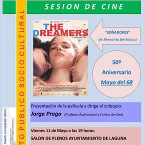 Cine-Fórum: The Dreamers, de BernardoBertolucci