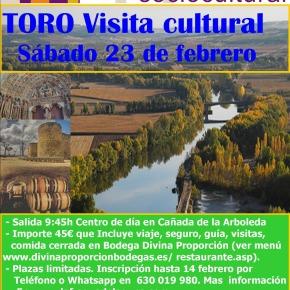 Jornada de Enoturismo en Toro(Zamora)