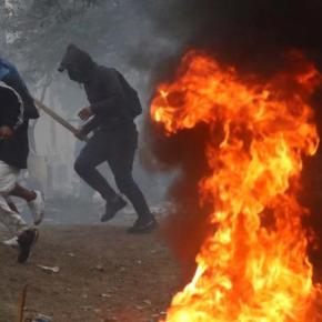Arde Latinoamérica